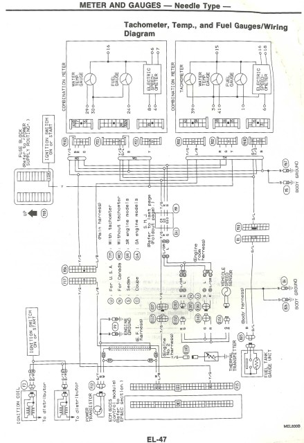 analog2.sized analog to digital cluster wiring diagram page 2 sr20 forum sr20ve distributor wiring diagram at crackthecode.co